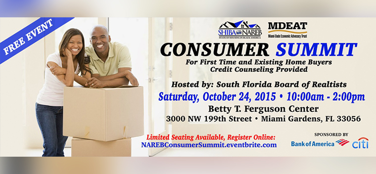 housing consumer summit in miami. Black Bedroom Furniture Sets. Home Design Ideas