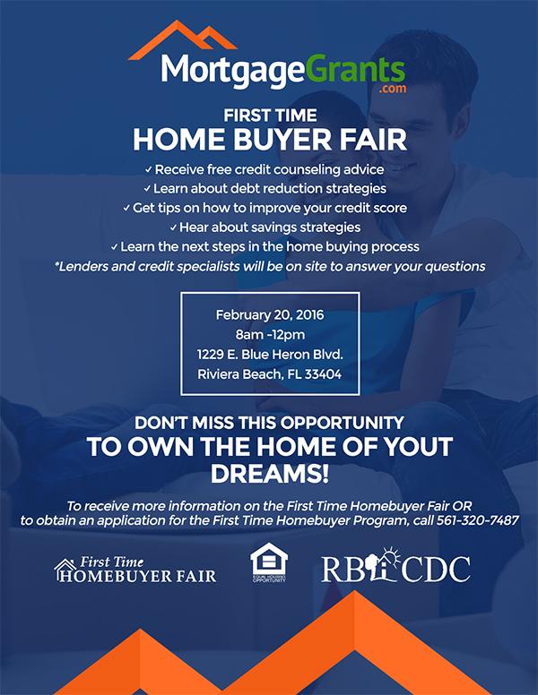 First Time Home Buyer Fair | Broward Housing Taskforce